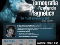 Seminario ECVECCS: Resonancia Magnéticia y Tomografía Computada