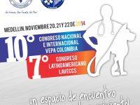 Noviembre: Congresos VEPA y LAVECCS en Colombia