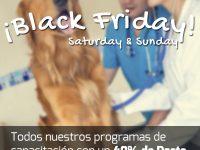 Black Friday, Saturday & Sunday | -40%