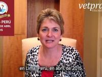 Presidenta del NAVC te invita al LAVC 2015