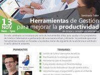 Ecuador: Seminario Taller Herramientas de Gestión para mejorar la productividad de clínicas y consultorios veterinarios